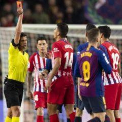 СМИ назвали возможный срок дисквалификации футболиста «Атлетико» Косты