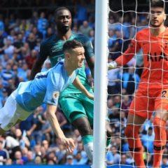 «Манчестер Сити» победил «Тоттенхэм» в чемпионате Англии