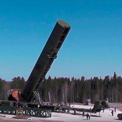 Путин заявил о выходе ракеты «Сармат» на завершающую стадию испытаний