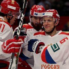 Сборная России в восьмой раз в истории выиграла Еврохоккейтур
