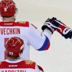 Сборная России обыграла Чехию в последнем матче Еврохоккейтура