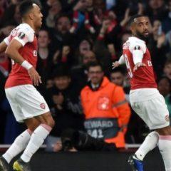 «Арсенал» победил «Валенсию» в полуфинале Лиги Европы