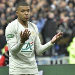 Мбаппе дисквалифицирован на три матча за фол в финале Кубка Франции