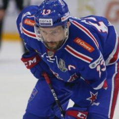 Павел Дацюк объявил об уходе из СКА