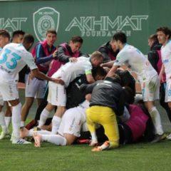 «Зенит» впервые за четыре года стал чемпионом России по футболу