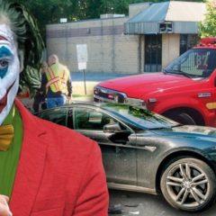Звезда «Джокера» — Хоакин Феникс попал в жуткую аварию