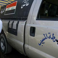 СМИ: около 50 полицейских пострадали в столкновениях на юге Ирака