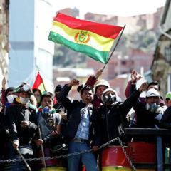 Венесуэльские дипломаты покинули Боливию