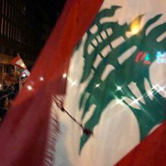Сторонники шиитской партии сожгли палаточный городок на юге Ливана