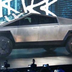 Tesla получила уже 146 тысяч заказов на электропикап Cybertruck