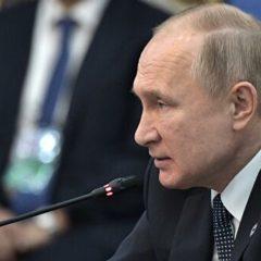 Путин призвал регионы контролировать сферу межнациональных отношений