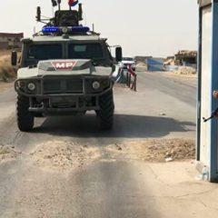 В Сирии началось двенадцатое российско-турецкое патрулирование