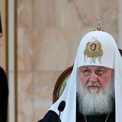 Патриарх «переживает всем сердцем» из-за раскола в православном мире