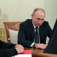 Путин подтвердил планы посетить Израиль в середине января