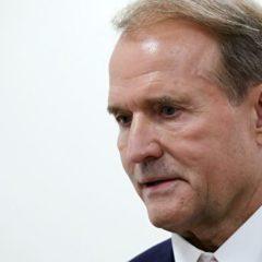 Медведчук прокомментировал закрытие телеканалов на Украине
