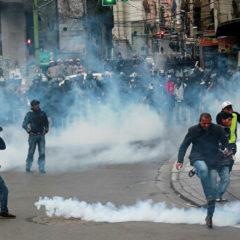 В ООН опасаются, что ситуация в Боливии выйдет из-под контроля