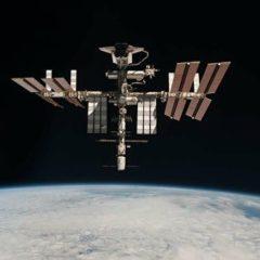 Астронавты завершили первый этап работ по ремонту спектрометра
