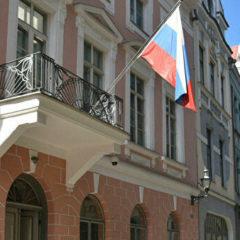 Посольство России ответило на территориальные претензии Эстонии