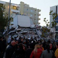 Болгария выразила готовность помочь Албании после землетрясения