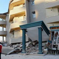 Греция направила в Албанию команду спасателей