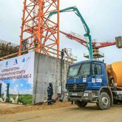 Строители установили «ловушку расплава» на Курской АЭС-2