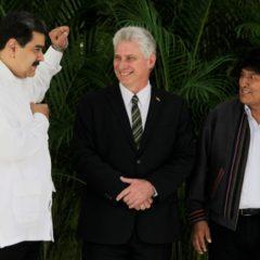 Боливия объявила венесуэльских дипломатов персонами нон грата