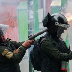 Правозащитники осудили действия полиции при подавлении протестов в Боливии