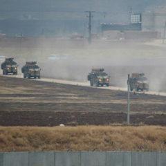 В Сирии завершилось одиннадцатое российско-турецкое патрулирование