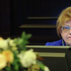 Васильева выразила соболезнования в связи со смертью Вербицкой