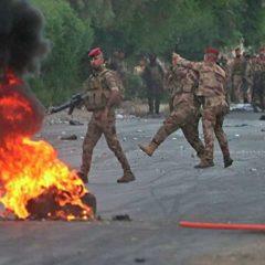 СМИ: в Ираке демонстранты подожгли иранское консульство