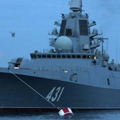 Фрегат «Адмирал Касатонов» войдет в состав ВМФ до конца 2019 года