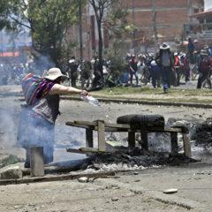 Правительству Боливии дали 120 дней на подготовку новых выборов