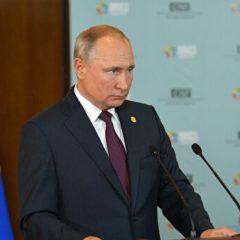 Путин обсудил с постоянными членами Совбеза итоги саммита БРИКС