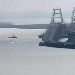 В России прокомментировали передачу военных кораблей Украине