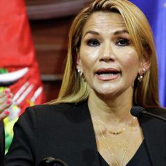 Аньес отвергла проект о защите Моралеса от уголовного преследования