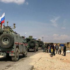 Россия и Турция провели совместное патрулирование в провинции Хасеке