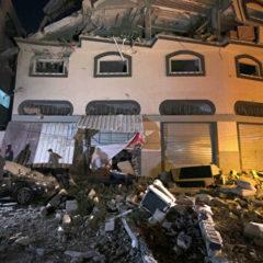 Израильская армия засекла пуск ракеты из сектора Газа