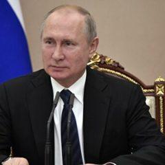 Путин поздравил Генриха Боровика с 90-летним юбилеем
