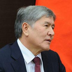Экс-президента Киргизии Атамбаева доставили в суд