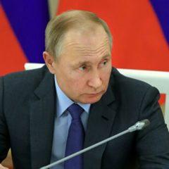 Путин проведет в Сочи совещания о перспективах развития ВМФ