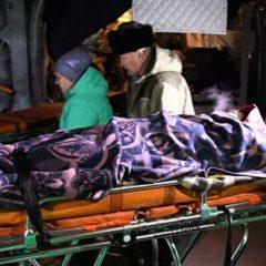 Медведев дал поручения по перевозке пострадавших в Забайкалье в Москву