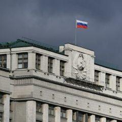 Правительство внесло в Госдуму законопроект о госконтроле