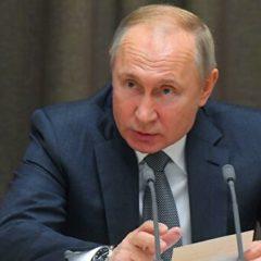 Путин одобрил бюджеты ФСС и ФОМС на 2020-2022 годы